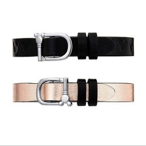 Disney Single Leather KEEP Collective Band
